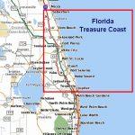 East Coast Beaches Map Lovely Florida East Coast Beaches Map Palm - Florida East Coast Beaches Map