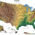 Eastern Us Elevation Map Globe Topographic Map East Coast Usa 16 For   Printable Topographic Map Of The United States