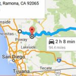 Ed Peruta To Talk In Southern California On 25 April, 2015 - Ramona California Map
