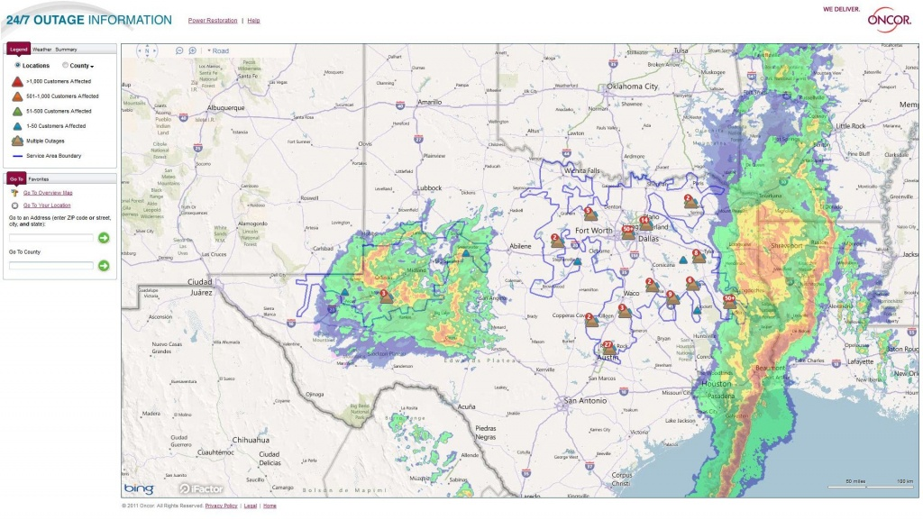 """English What Does The """"Cause"""" Field In The Outage Information Box Mean? - Power Outage Map Texas"""