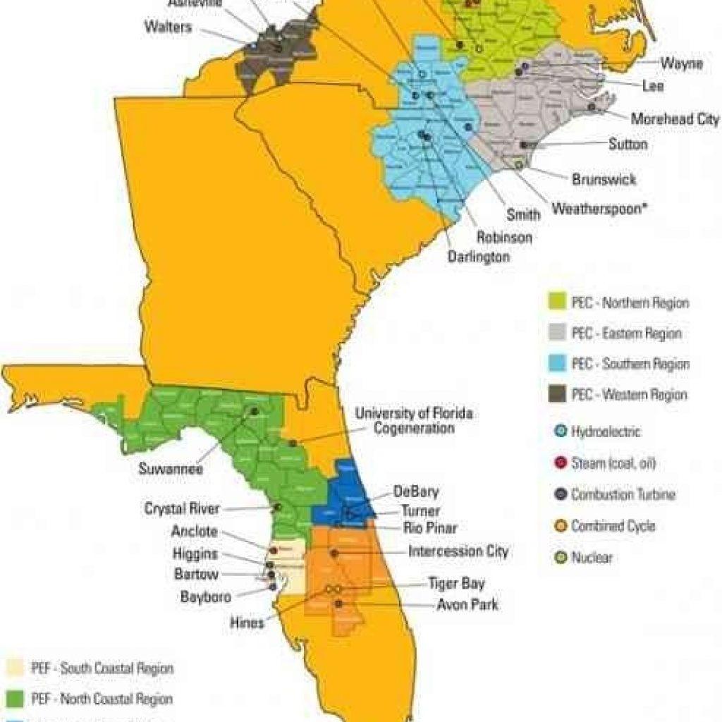 Entergy Power Outage Map Florida Photo - Florida Power Outage Map