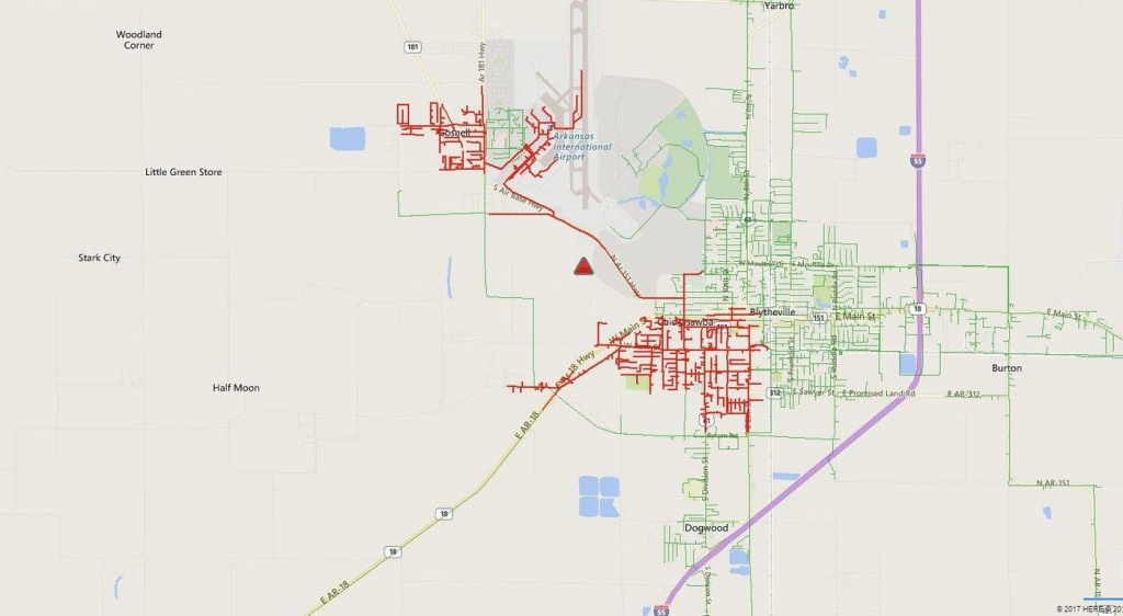 Entergy Reports Over 600 Customers Without Power In Mississippi Co. - Entergy Texas Outage Map