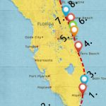 Epic Florida Road Trip Guide For July 2019   Florida Road Trip Map