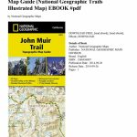 Epub Download) John Muir Trail Topographic Map Guide (National   National Geographic Topo Maps California