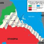Eritrean War Of Independence   Wikipedia   Printable Civil War Map