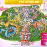 Eurodisney | Περιήγηση Στην Disneyland | Χάρτης Των Πάρκων | Goparis   Printable Disneyland Paris Map 2018
