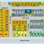 Facilities Map   Anaheim Rv Park, Facilities Map   California Rv Campgrounds Map