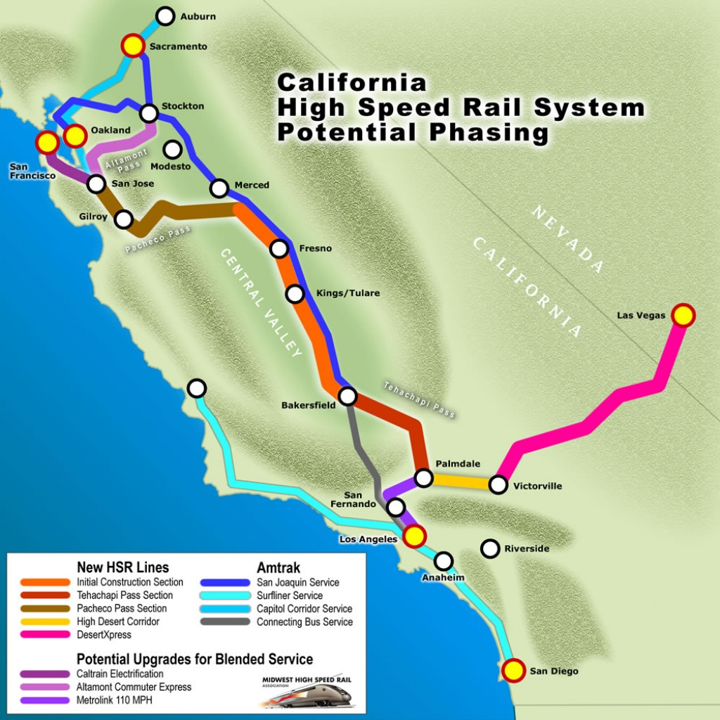 "Fact Check: Do Recent Wildfires Match Up ""Exactly"" With California's - California High Speed Rail Progress Map"