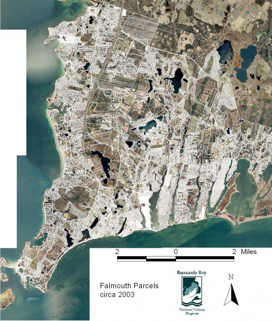 Falmouth - Buzzards Bay National Estuary Program - Printable Map Of Falmouth Ma