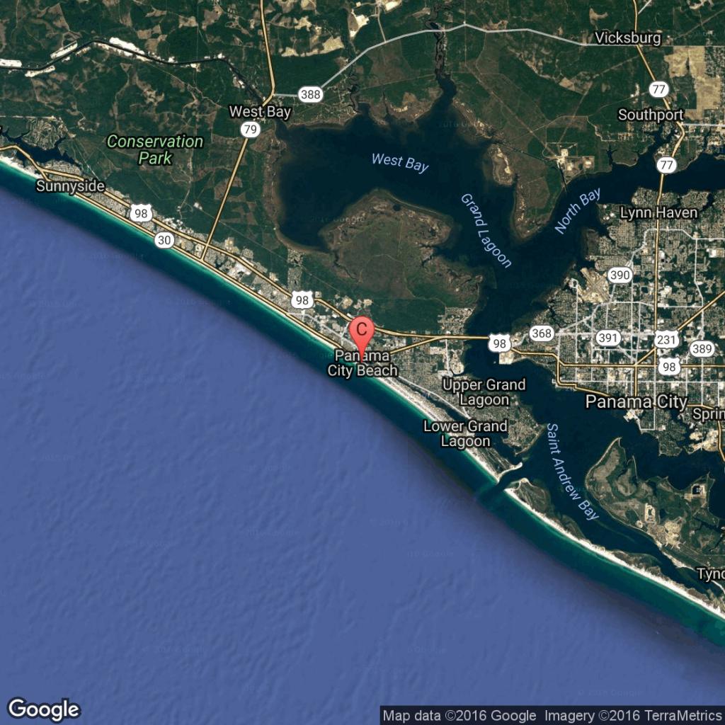 Family-Friendly Condos In Panama City Beach, Florida | Usa Today - Map Of Panama City Beach Florida Condos