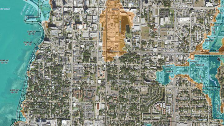North Port Florida Flood Zone Map