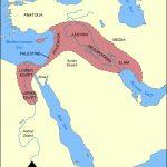 Fertile Crescent Map   Color Week 1   Cycle 1 Geo   Ancient   Fertile Crescent Map Printable