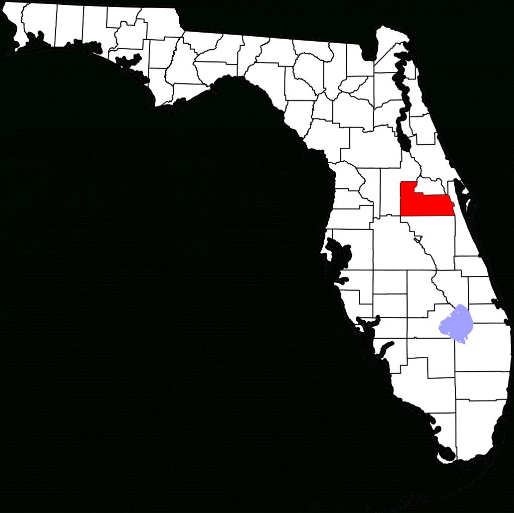 Fichier:map Of Florida Highlighting Orange County.svg — Wikipédia - Orlando Florida Location On Map