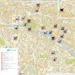 Fichier:paris Printable Tourist Attractions Map — Wikipédia - Printable Map Of Paris City Centre