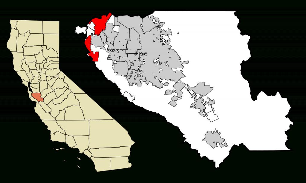 Fichier:santa Clara County California Incorporated And - Palo Alto California Map