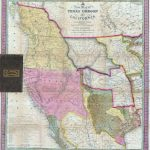 File:1846 Mitchell's Map Of Texas Oregon And California   California Territory Map