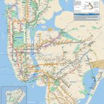 File:official New York City Subway Map Vc - Wikimedia Commons - Printable Nyc Subway Map