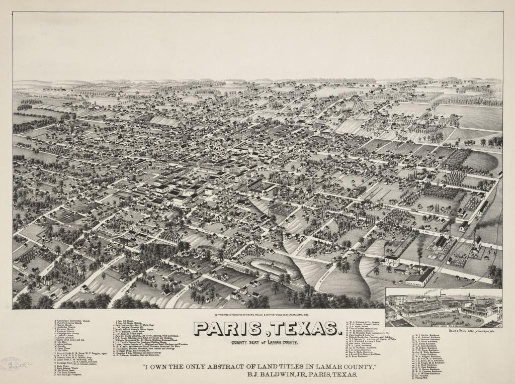 File:old Map-Paris-1885 - Wikimedia Commons - Paris Texas Map
