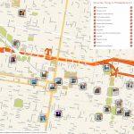 File:philadelphia Printable Tourist Attractions Map   Wikimedia   Printable Map Of Historic Philadelphia