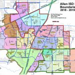 Find A School / Boundary Map - Texas School District Map