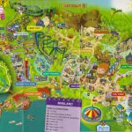 First Look At Legoland Florida's Park Map | Hospitality And Travel News   Legoland Florida Park Map