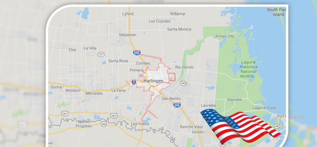 First Teaching Service In Harlingen, Texas (Usa) – April 7, 2019 - Google Maps Harlingen Texas