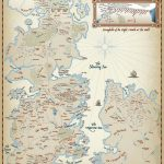 Firstly, This Very Clean, And Simple Map. In 2019 | Cause I'm A Nerd   Printable Map Of Westeros