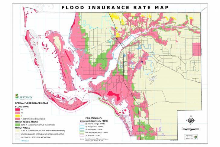 Flood Plain Map Florida