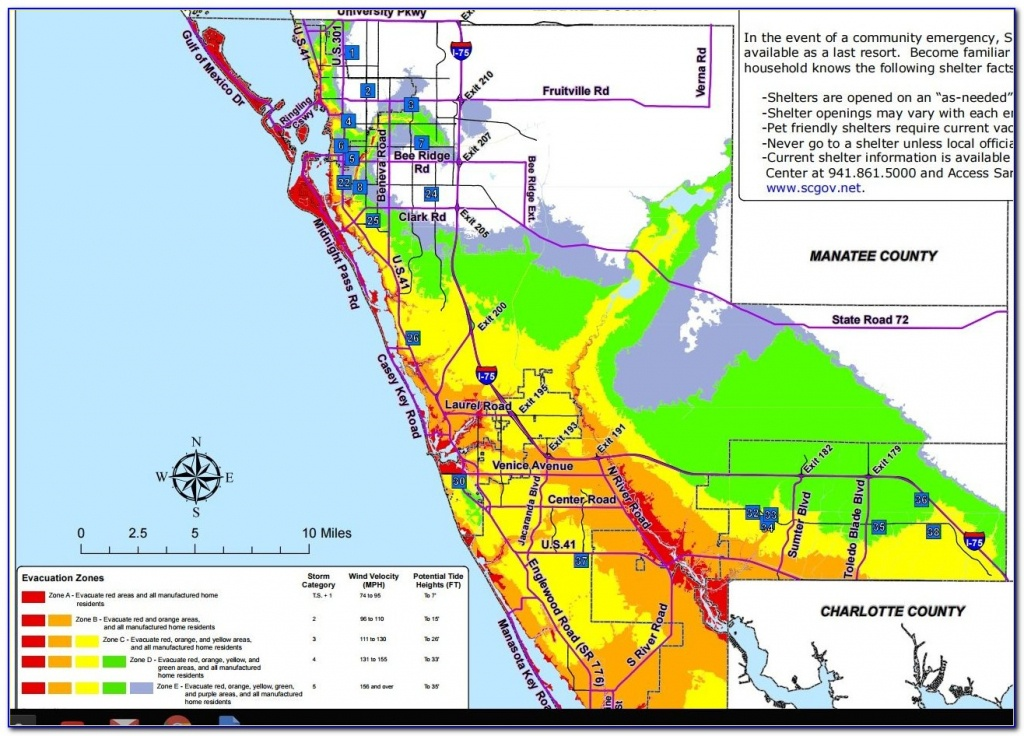 Flood Zone Maps Sarasota Florida - Maps : Resume Examples #m9Pvqyzlob - Fema Flood Zone Map Sarasota County Florida