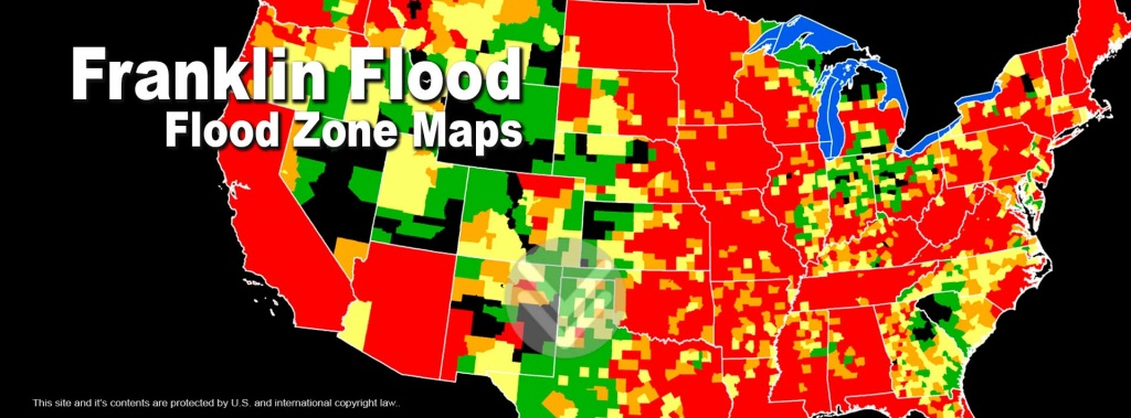 Flood Zone Rate Maps Explained - Flood Zone Map South Florida