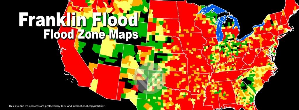 Flood Zone Rate Maps Explained - Texas Flood Insurance Map