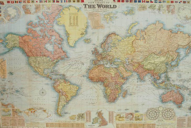 Printable Map Paper