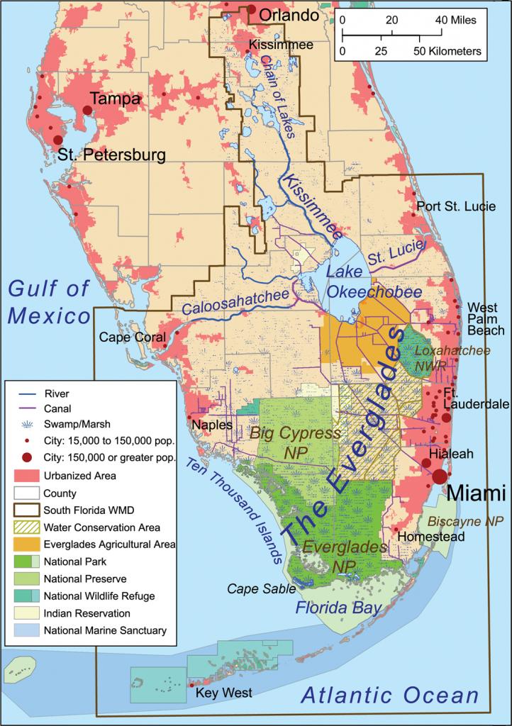Florida Bay - Wikipedia - Fleming Island Florida Map