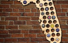 Florida Beer Cap Map – Florida Beer Cap Map