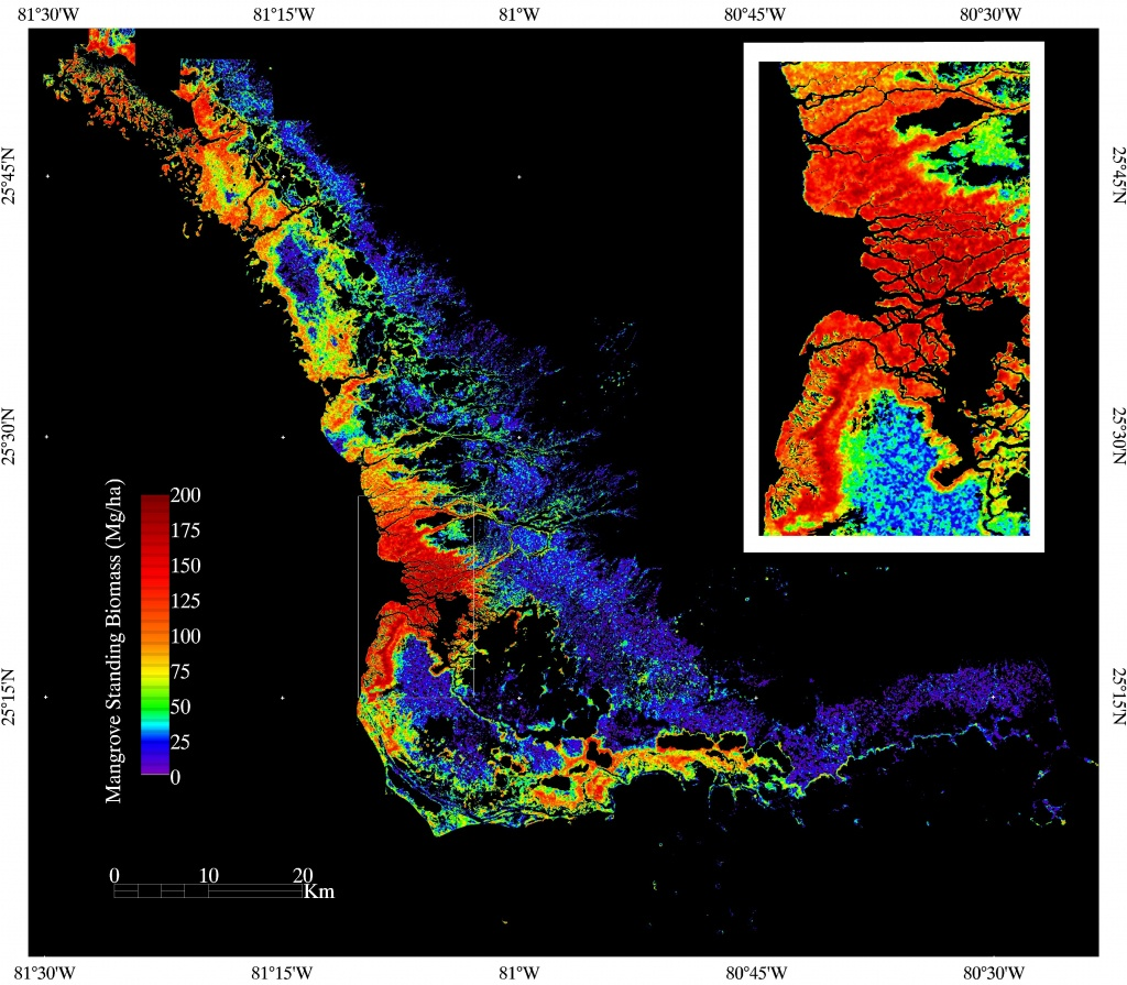 Florida Coastal Everglades Lter - Gis Data And Maps - Florida Gis Map