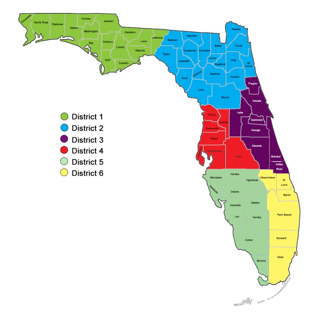 Florida Demolay | Tomorrow's Leaders Today - Deland Florida Map