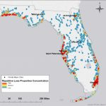 Florida Flood Risk Study Identifies Priorities For Property Buyouts   Flood Plain Map Florida