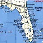 Florida Gulf Coast Beaches Map Fresh Alabama Florida Map   Map Of Florida Gulf Coast