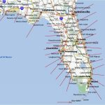 Florida Gulf Coast Beaches Map | M88M88   Map Of Florida West Coast Beaches