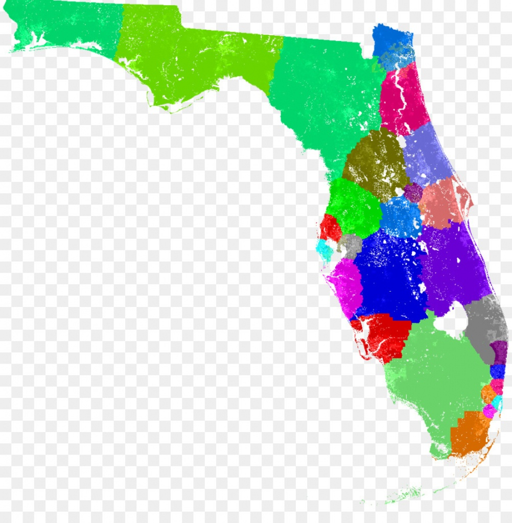 Florida House Of Representatives Map United States House Of - Florida House Of Representatives Map