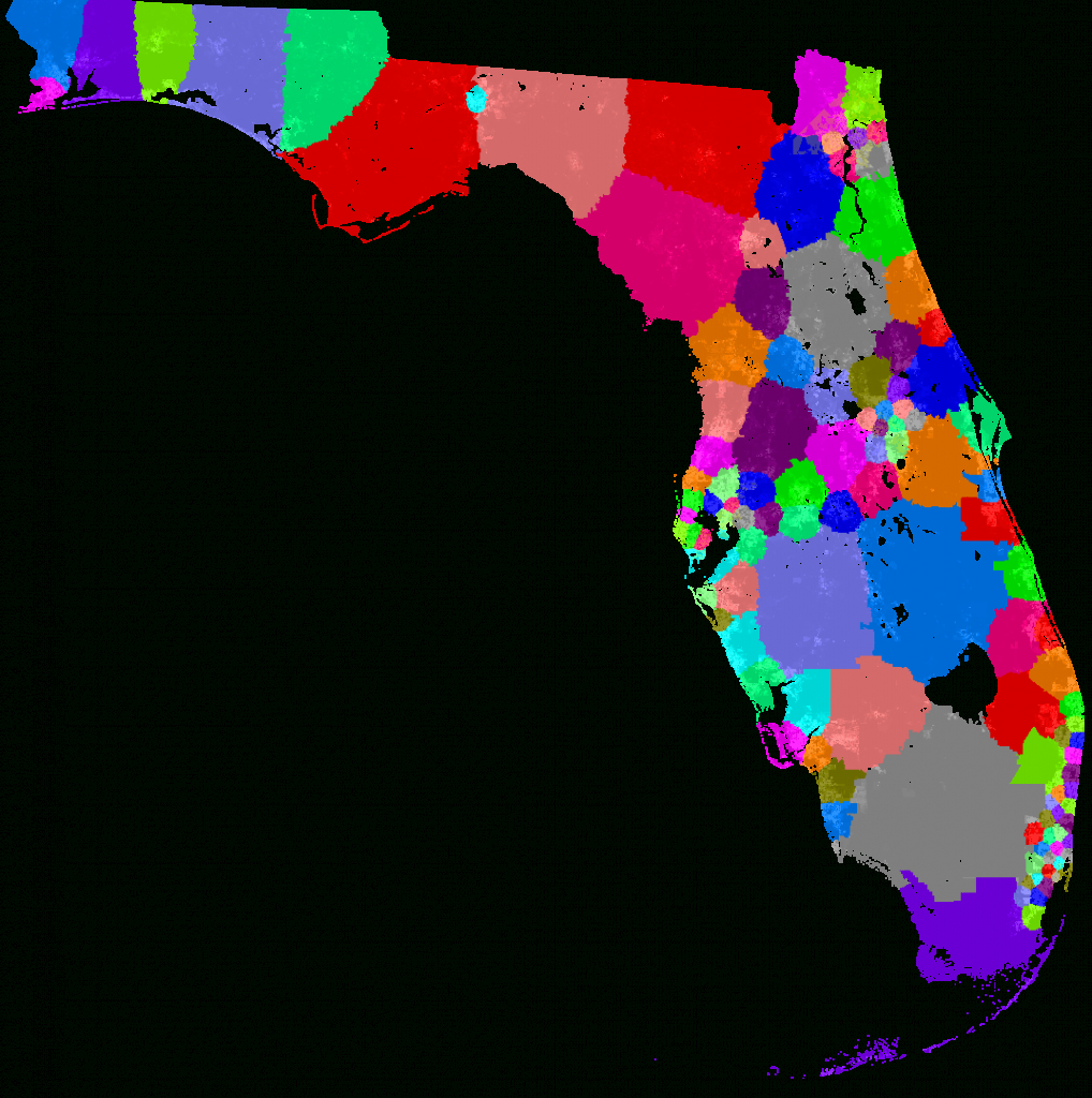 Florida House Of Representatives Redistricting - Florida House Of Representatives Map