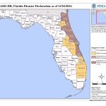 Florida Hurricane Matthew (Dr 4283) | Fema.gov   Fema Flood Maps St Johns County Florida