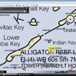 Florida Keys Fishing Map And Fishing Spots   Youtube   Florida Keys Spearfishing Map
