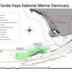 Florida Keys National Marine Sanctuary   Wikipedia   Florida Reef Map