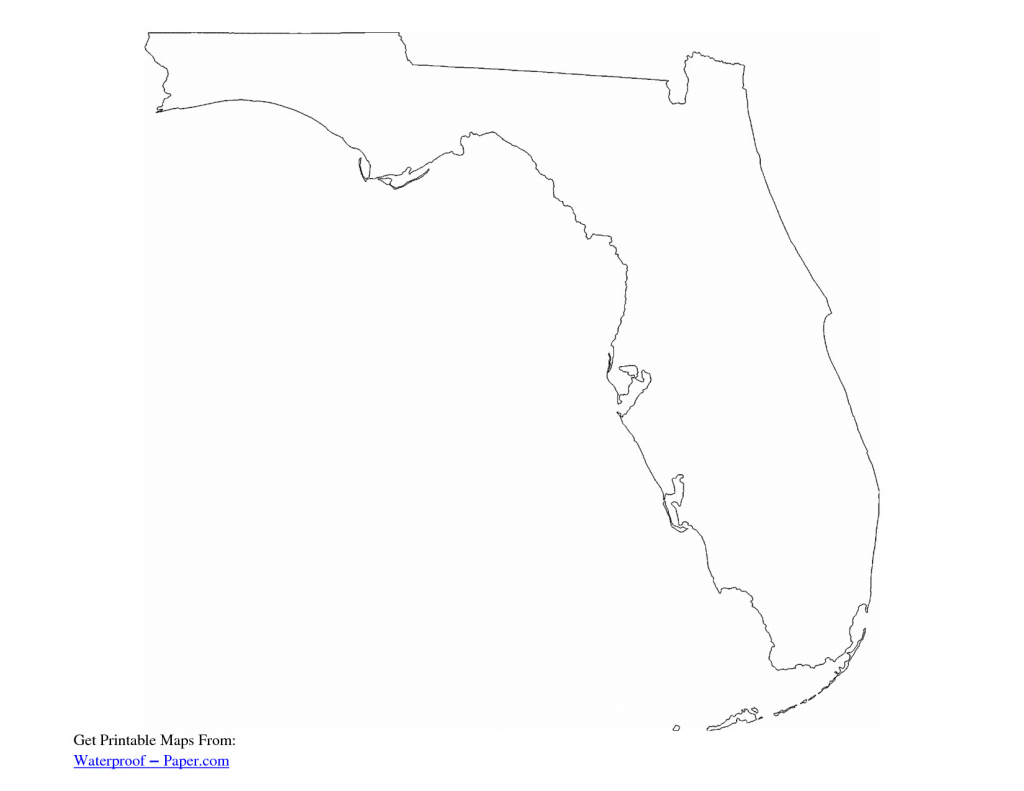 Florida Map Outline Png (94+ Images In Collection) Page 1 - Florida Map Outline Printable