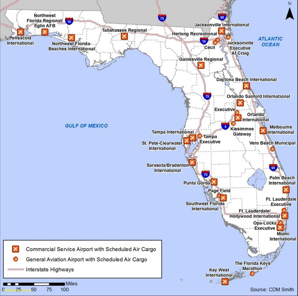 Florida Panhandle Beaches Map - Map Of Florida Panhandle Beaches
