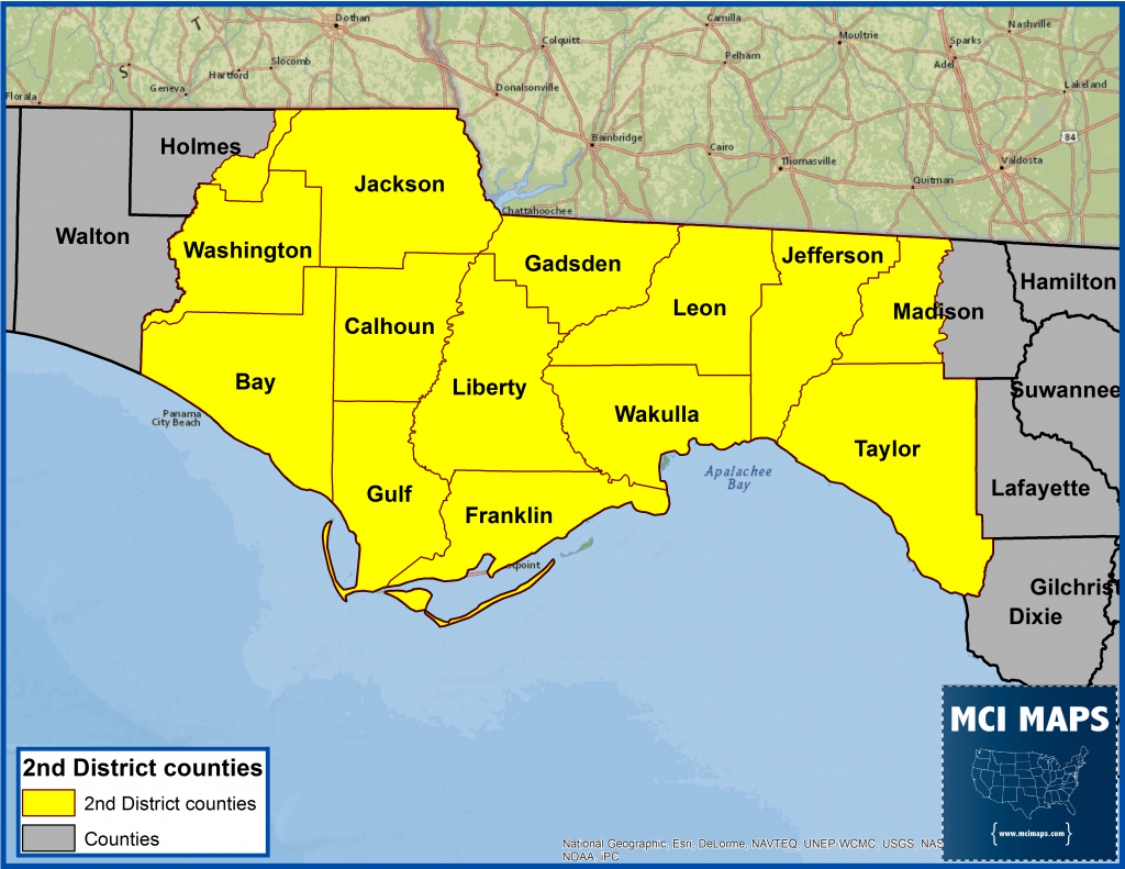 Florida Panhandle Cities Map - Lgq - Google Maps Florida Panhandle