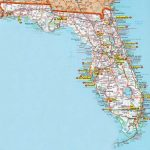 Florida Road Map | Vacation | Florida Road Map, Florida Vacation, Map   Florida Vacation Map