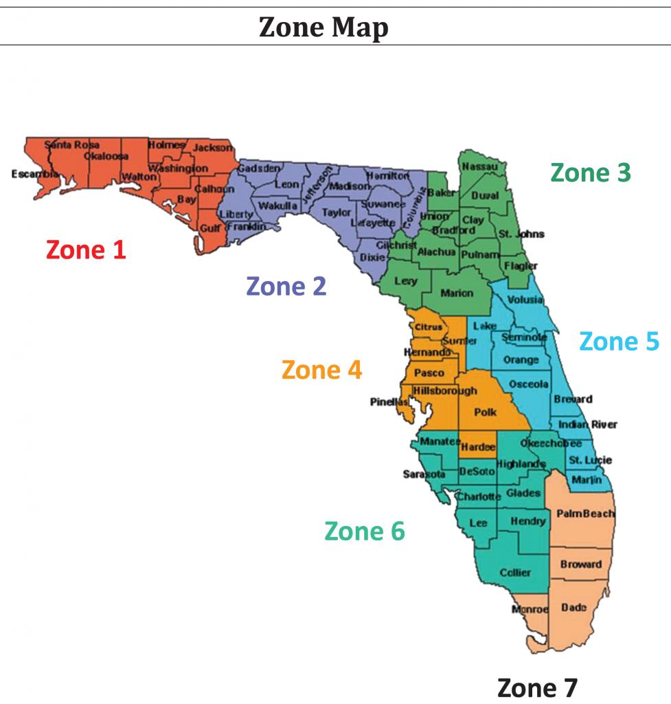 Florida Sheriffs Task Force - Sexual Predator Map Florida