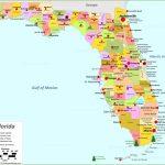 Florida State Maps | Usa | Maps Of Florida (Fl) - Map Of Panama City Florida And Surrounding Towns
